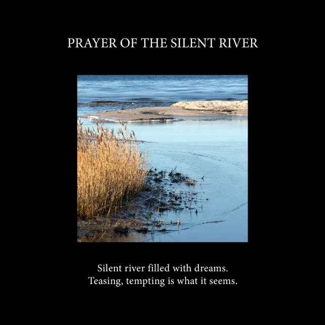 Silent river Cover